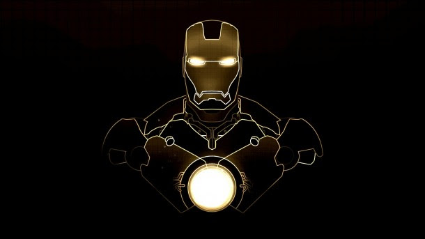 Download 3000+ Wallpaper Iron Man Hitam  Terbaru