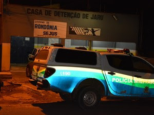 Policiais Militares realizaram várias buscas na região, mas não conseguiram encontrar o detento. (Foto: Anotícia mais/Arquivo pessoal)