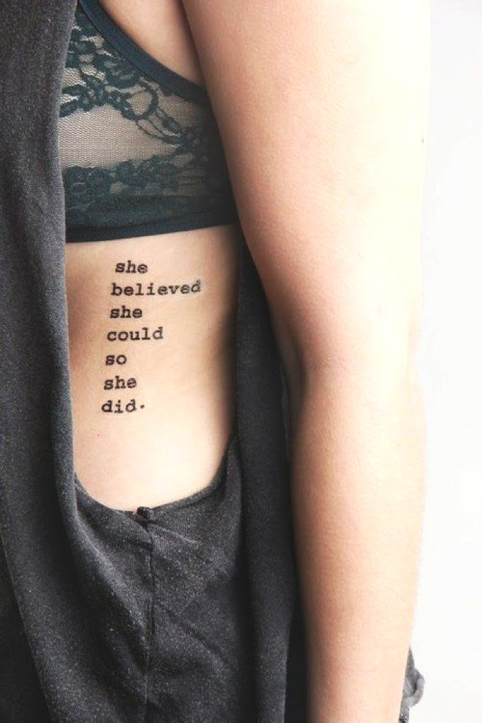 New Year\u002639;s Quotes and Stylish Tattoos for 2015  TrendSurvivor