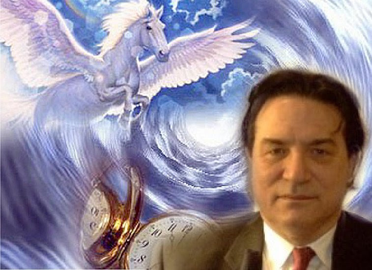 Andrew D. Basiago is a former participant in DARPA Project Pegasus (1968-72) that developed Tesla-based quantum teleportation and time travel in the time space hologram, initiating the U.S. program of time-space Chrononauts.
