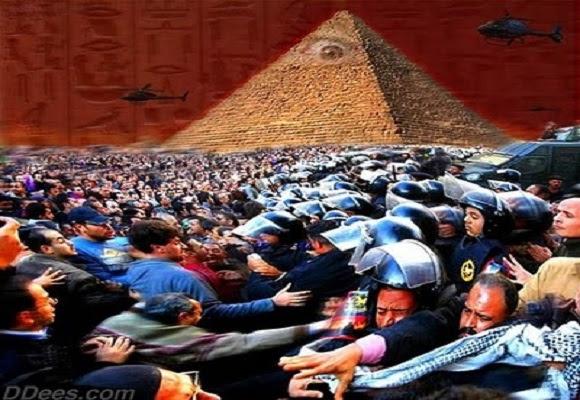 The ISIS Ploy Illuminati Sorcery and Sacrifice