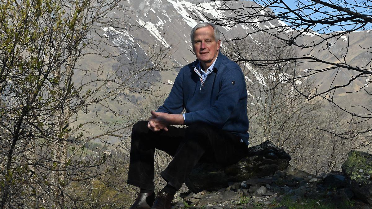 Gegen gemeinsame EU-Strategie : Barnier will Migrationsstopp für Frankreich