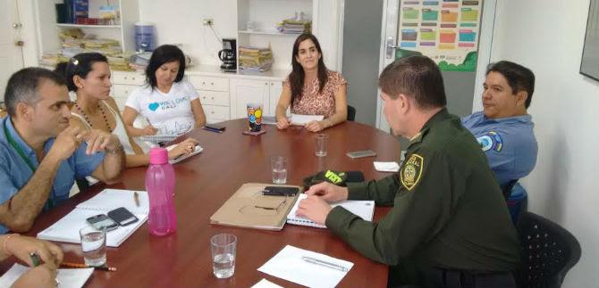Dagma propone base policial permanente en los Farallones