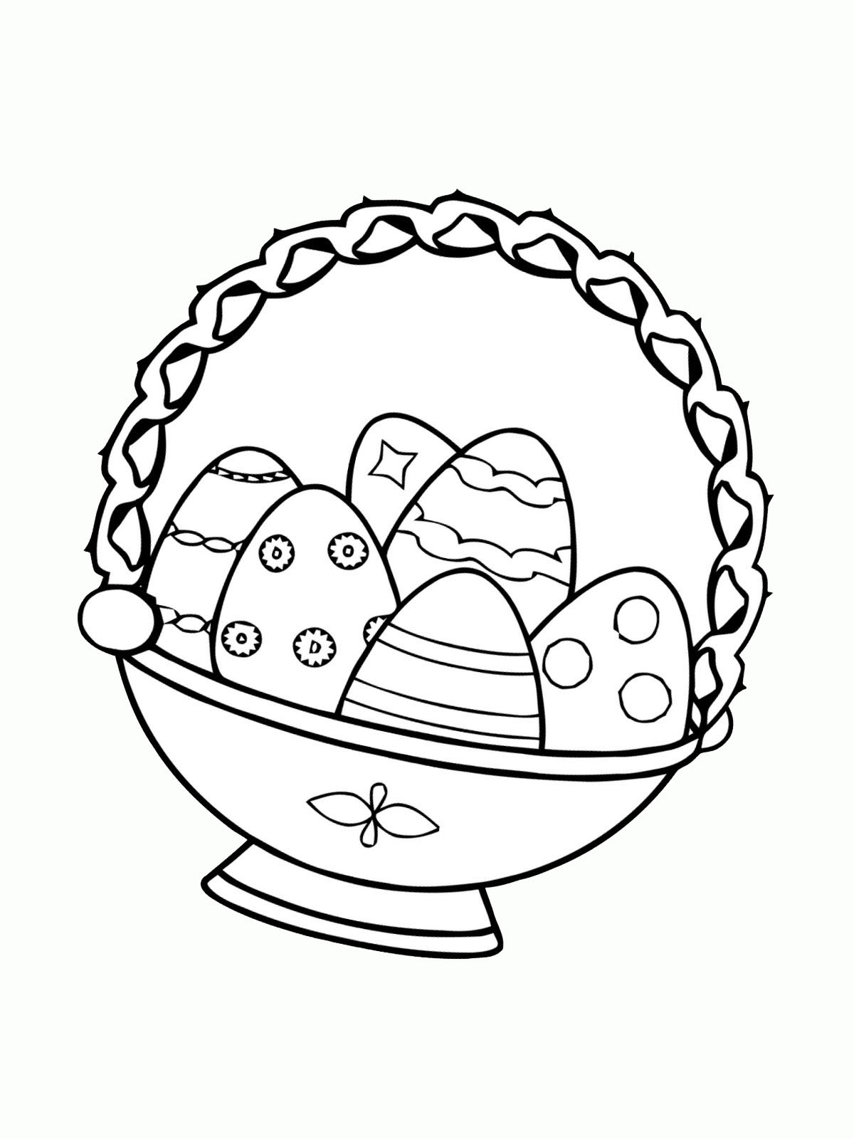ausmalbilder kostenlos ostern - ausmalbilder