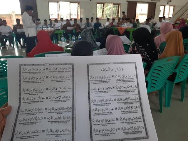Workshop Manasik: Hikmah dan Spiritual Haji.
