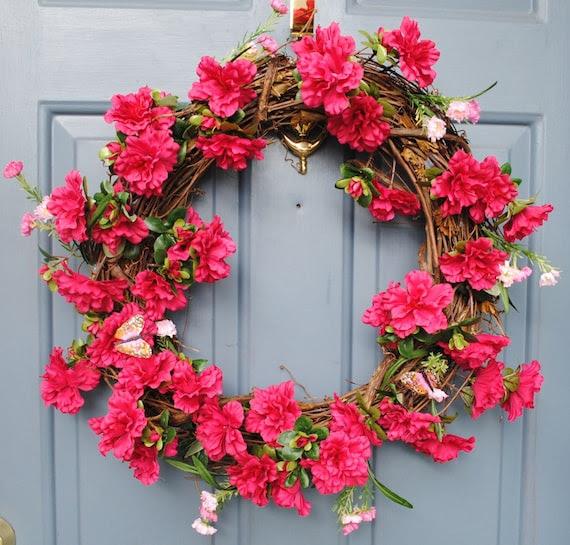 Spring Love Wreath