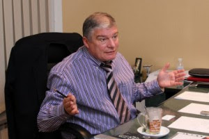Бизнесмен Евгений Червоненко