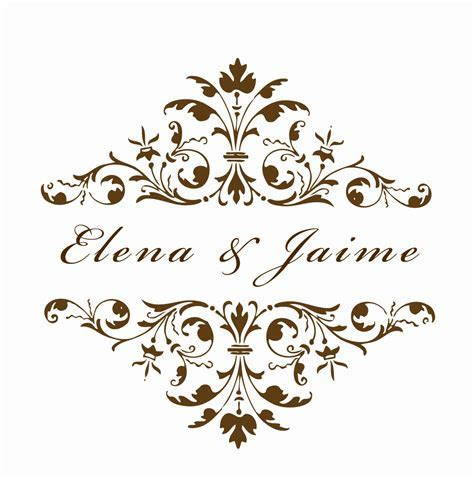 5 Free Wedding Logo Template Rezyo   Templatesz234