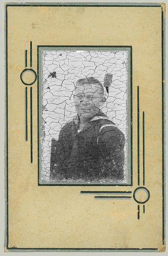 Tintype sailor
