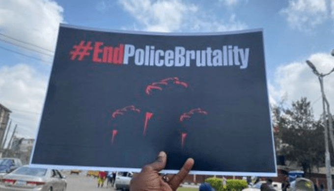 #EndPoliceBrutality: ActionAid hails youths' resilience amidst violence