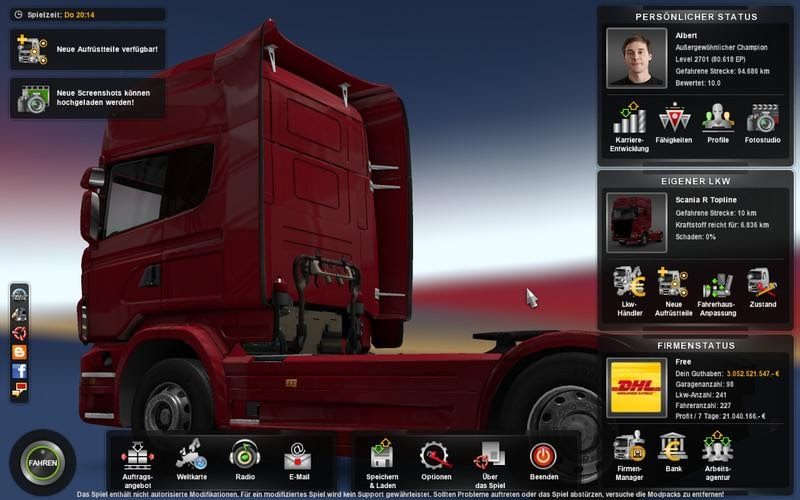 heavy truck simulator mod apk highly compressed