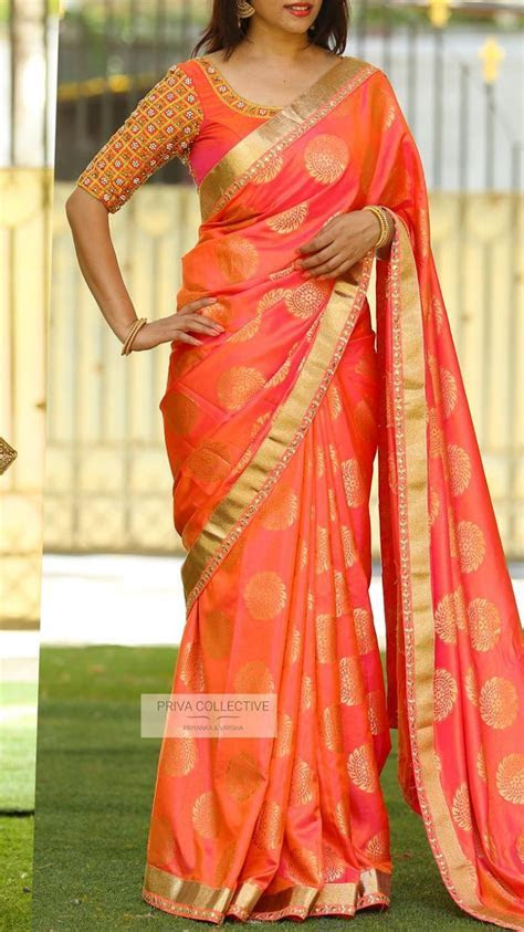 25  best ideas about Saree Blouse on Pinterest   Indian