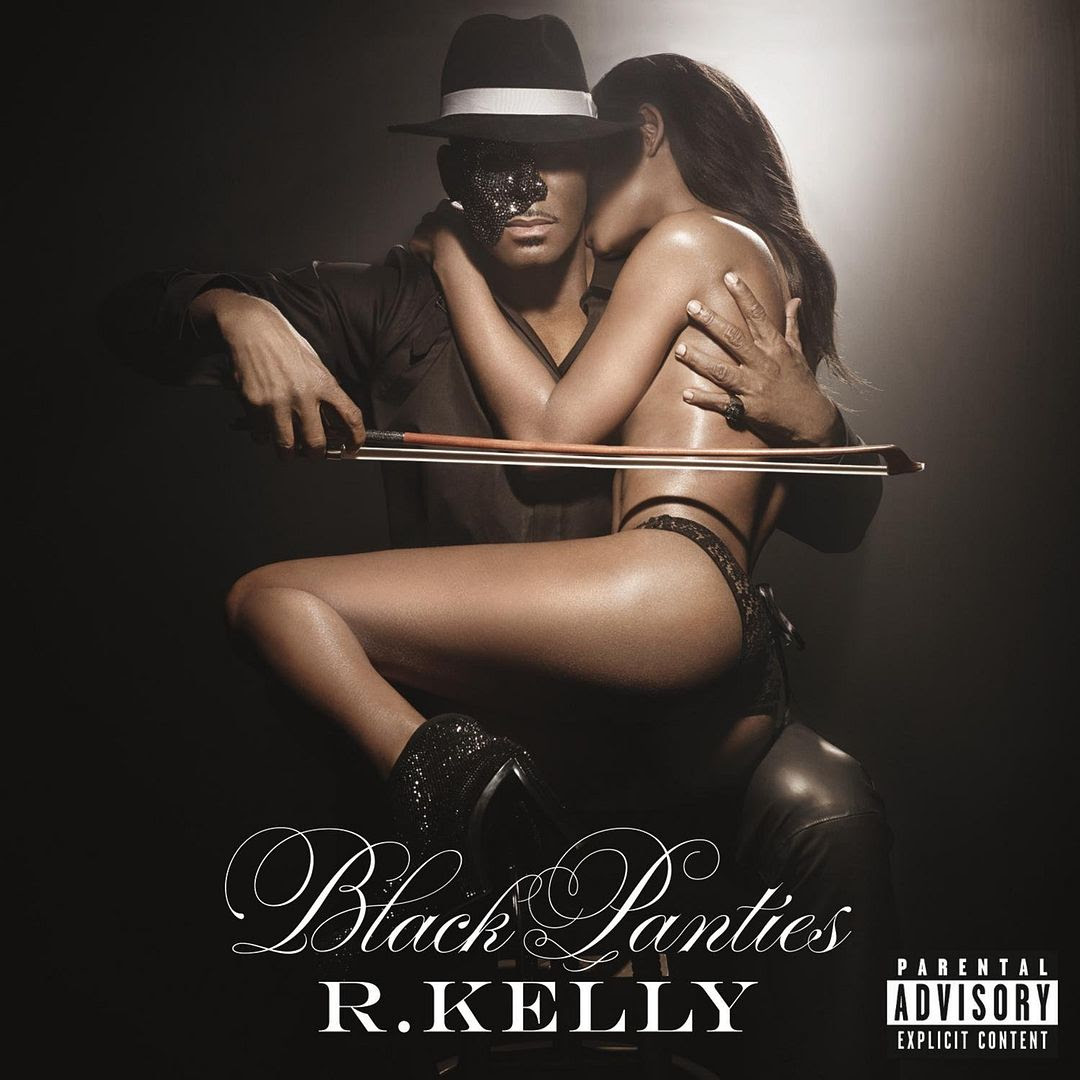 R. Kelly : Black Panties (Album Cover) photo r-kelly-black-panties.jpg