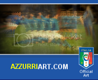 The official art collection of the Italian National team