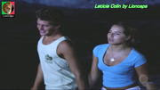 Leticia Colin sensual na novela Luz do Sol