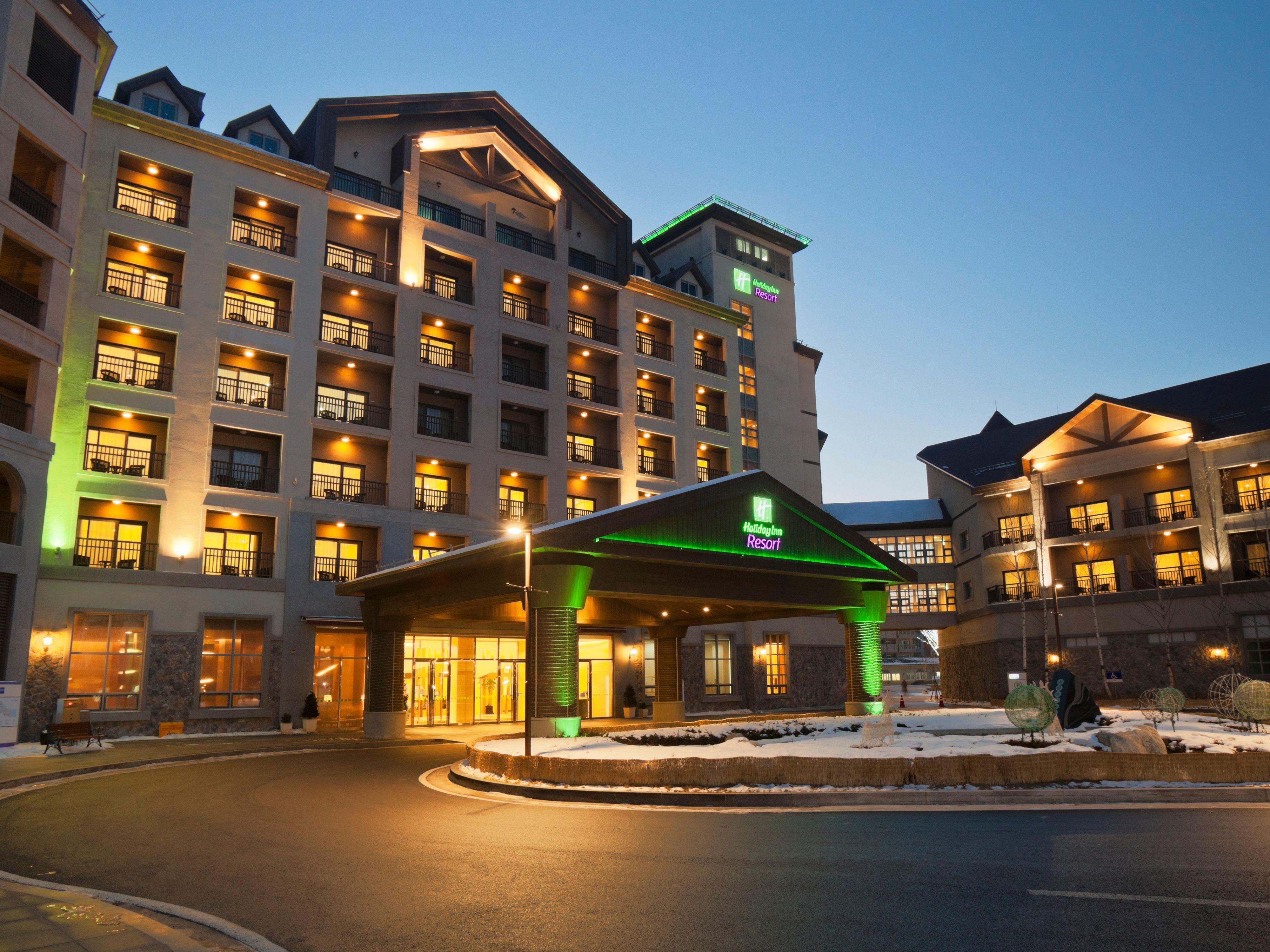 Holiday Inn Resort Alpensia Pyeongchang Hotel by IHG