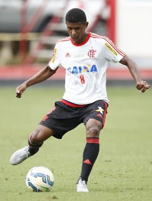 Márcio Araújo tem situação indefinida no Flamengo (Foto: Gilvan de Souza / Flamengo)