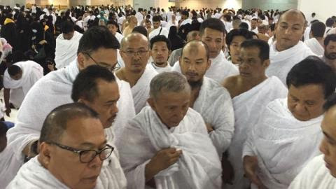 Apa Kira_kira Yang Dibicarakan Prabowo-Amin Rais dan Habib Rizieq ?