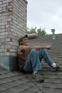 jared; roof