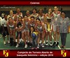 Caieiras conquista título do Torneio Aberto de basquete feminino – edição 2010