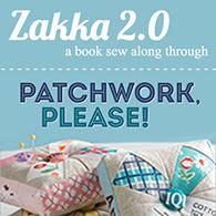 Zakka 2.0 Sew Along