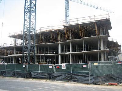 Apartments Under Construction