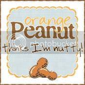 orange peanut