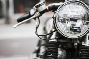 Cafe Racer Headlight