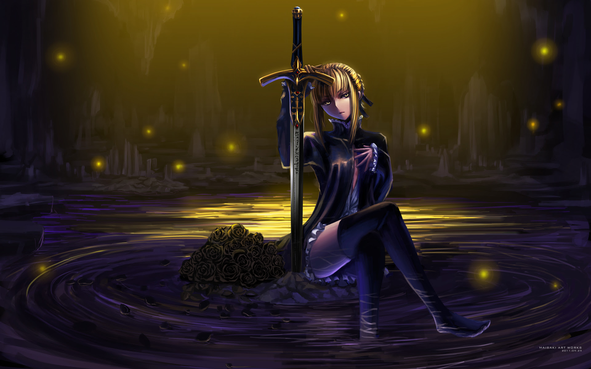 Fate Stay Night Haremaster99 壁紙 32290741 ファンポップ