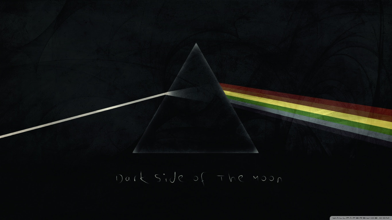 Dark Side Of The Moon Ultra Hd Desktop Background Wallpaper For 4k