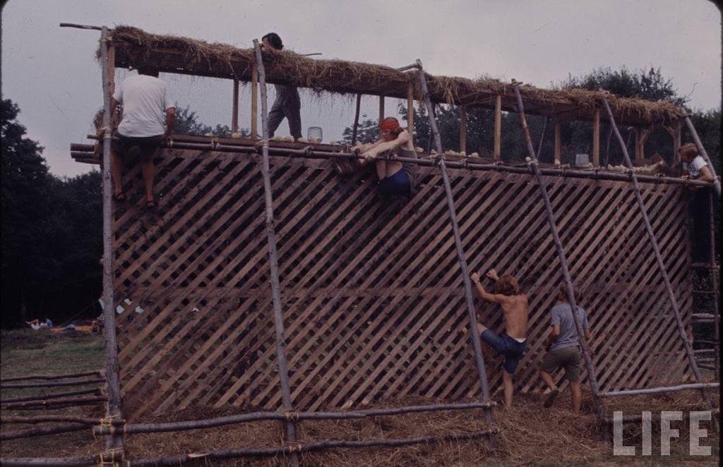 O festival de Woodstock em números e imagens 53