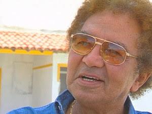 Maior sucesso do músico foi conquistado em 1987, com o lançamento do hit 'Garçom', que alcançou dois milhões de cópias vendidas (Foto: Reprodução / TV Globo)