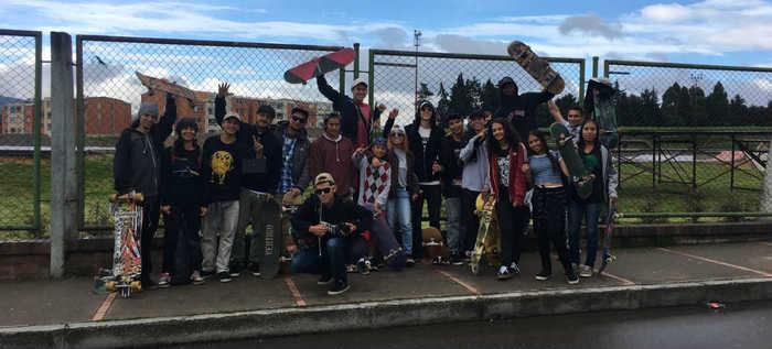 Cali participa en el primer torneo colombiano de Skateboarding