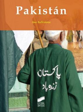 Libro: Pakistán de Ana Ballesteros