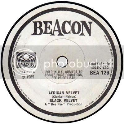 Black Velvet - African Velvet