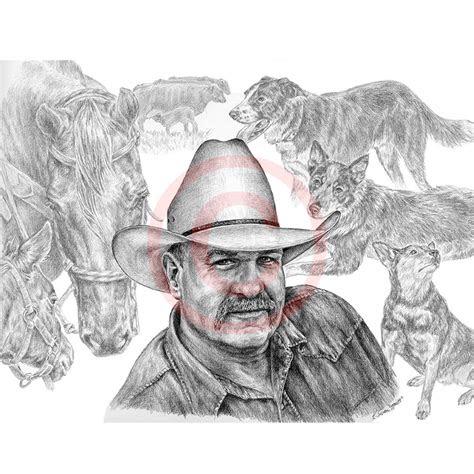 custom pencil drawings  portraits  kelli swan pet