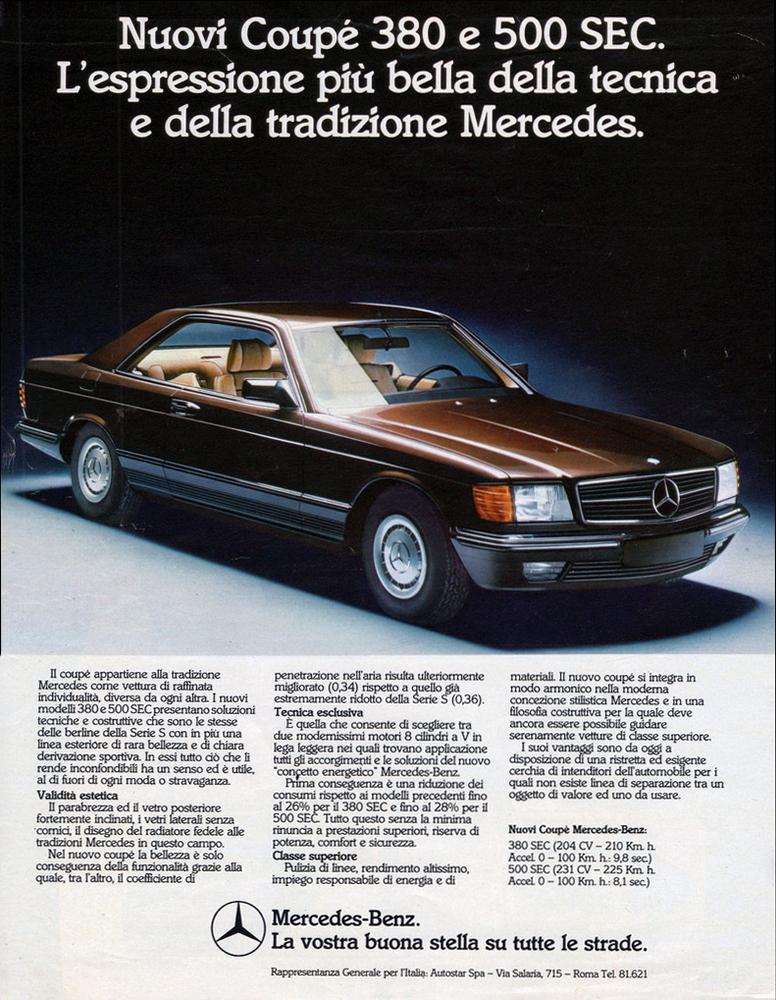 Stuttgart Madness! 10 Classic Mercedes-Benz Ads   The ...