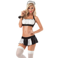 Costume - Feeling frisky french maid (S)