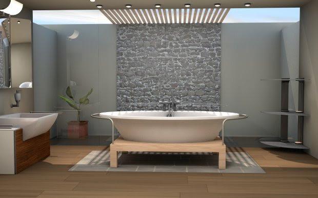 Badezimmer  3d model  .c4d