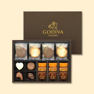 ゴディバ(GODIVA)チョコレート ギフトコレクションクッキー&チョコレート アソートメント 8...