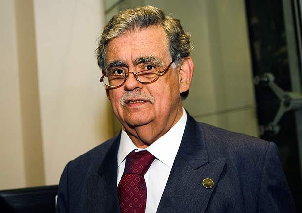 SAO PAULO/SP-BRASIL,19/09/13 - Antonio Claudio Mariz de oliveira, advogado no Coquetel de abertura da primeira edição do PAULICEIA LITERARIA - Festival Internacional de Literatura realizado na AASP.(Foto: Zanone Fraissat /MONICA BERGAMO)