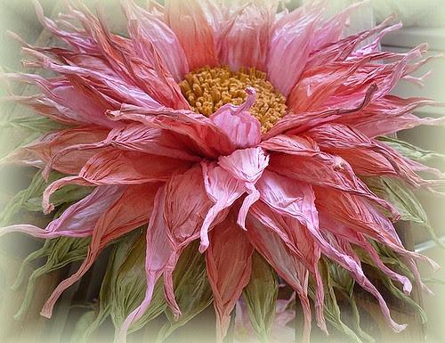 Paper Twine Fantasy Flower