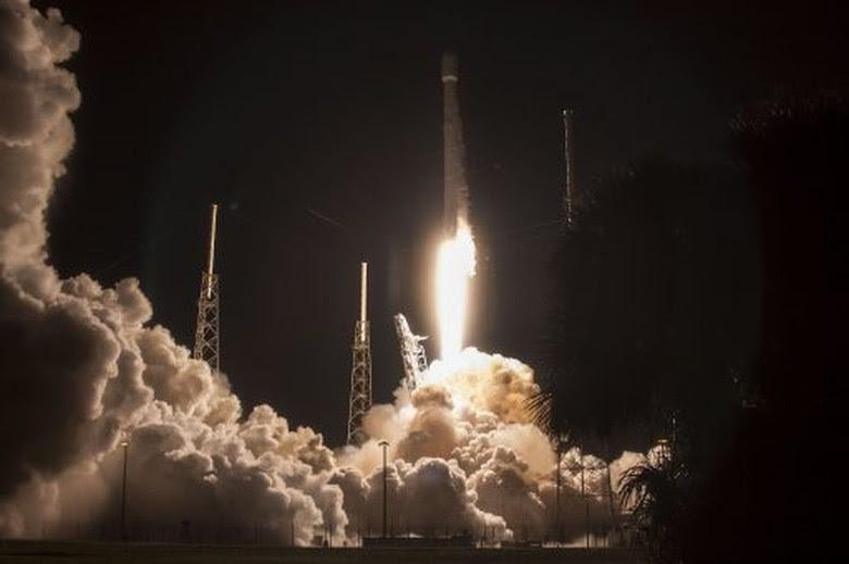 Pusat Kendali Angkasa AS Perkuat Dugaan Serpihan di Sumenep dari Roket Falcon 9