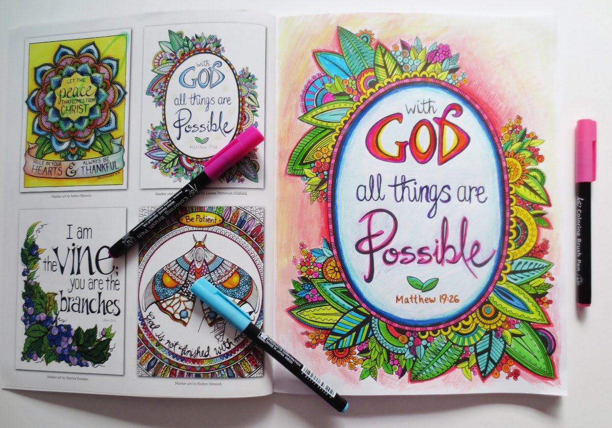 With God Coloring Page (1200x840)