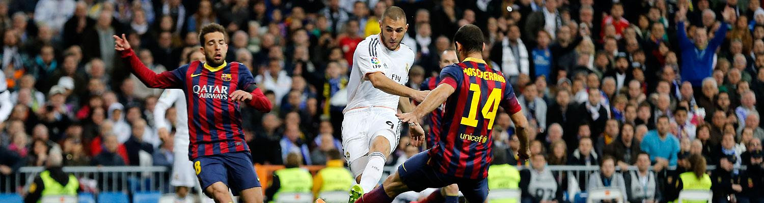 Real Madrid vs FC Barcelona - Foto del Real Madrid (http://www.realmadrid.com)