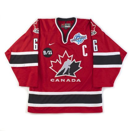 Canada 2004 WCOH 9/11 jersey photo Canada2004WCOHF.jpg