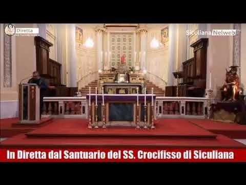 La Santa Messa In Diretta dal Santuario di Siculiana