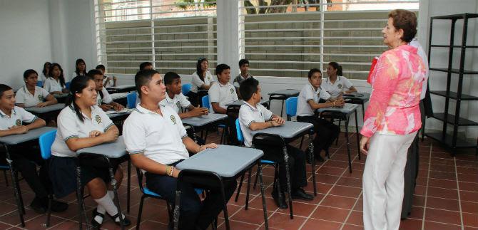 Balance de la jornada única es reconocida por el Ministerio de Educación