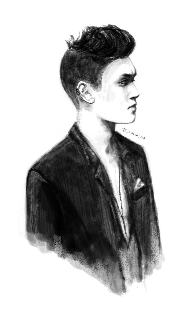 Resultado de imagen de shadowhunters drawings