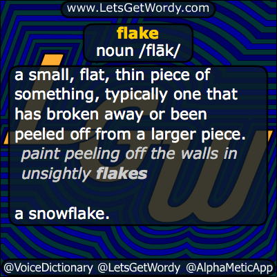 Flake 12/06/2013 GFX Definition